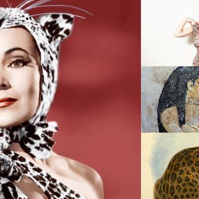 Leopard Print Historys Fiercest Fashion Statement Webinar