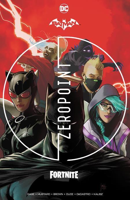 Batman Fortnite Zero Point Signing, 18 September | Event in Montclair | AllEvents.in