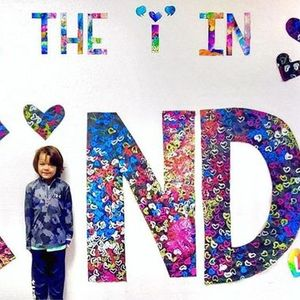 Be the i in Kind Mural Painting