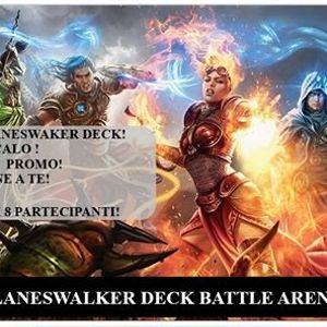Magic The Gathering - Battle Arena Planeswalker Deck