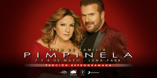 "Pimpinela, ""Bien de Familia"", 7 May 