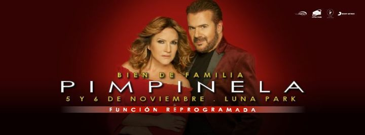 "Pimpinela, ""Bien de Familia"" | Event in Buenos Aires | AllEvents.in"
