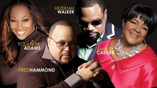 McDonald's Gospelfest 2020, 8 May | Event in Newark | AllEvents.in
