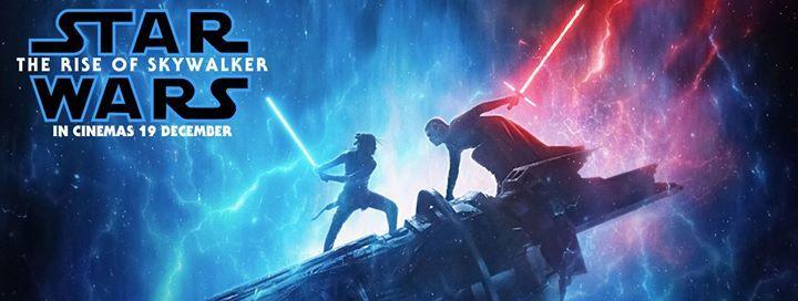 Star Wars The Rise Of Skywalker Midnight Screening