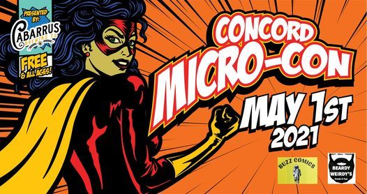 Fourth Annual Concord Micro-Con (May 1st 2021), 1 May | Event in Mount Pleasant | AllEvents.in