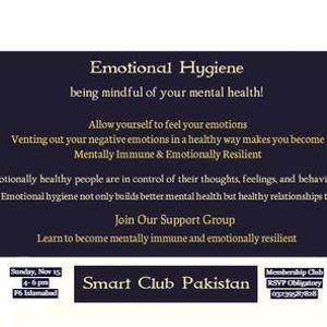 Practice & Maintain Emotional Hygiene