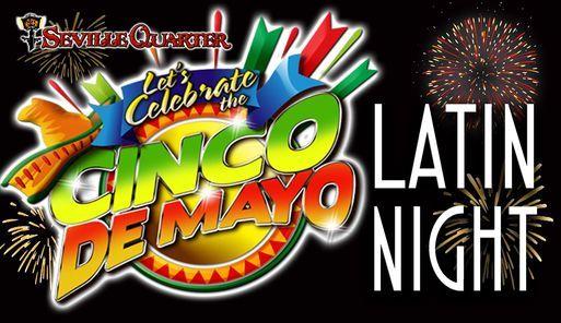 Latin Night Cinco De Mayo | Event in Pensacola | AllEvents.in