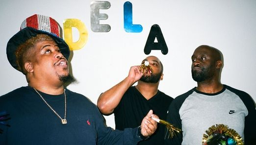 De La Soul - 'Celebrating 30 Years of De La Soul' - Manchester, 26 March   Event in Manchester   AllEvents.in