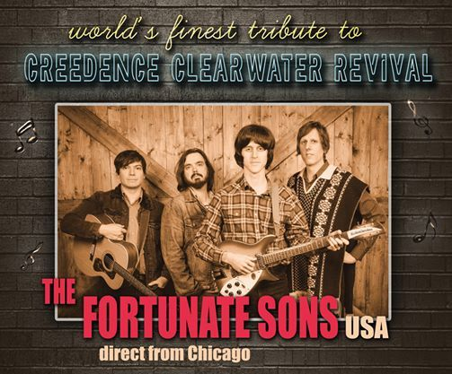 The Fortuned Sons (USA) - A Tribute to CCR