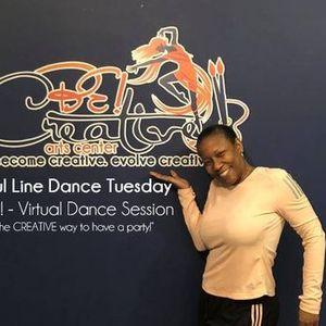 Soul Line Dance Tuesday - LIVE (Virtual Dance Sessions)