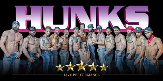 HUNKS The Show at The Venue (Denver CO)