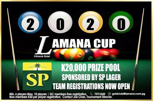 2020 SP Lamana Cup