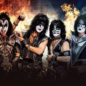 OFFICIAL KISS End of the Road World Tour