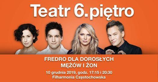 Fredro dla dorosych - mw i on w Czstochowie