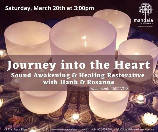 Journey into the Heart | Event in Ho Chi Minh City | AllEvents.in