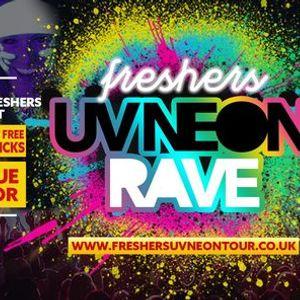Cambridge Freshers UV Neon Rave  Cambridge Freshers Week 2021