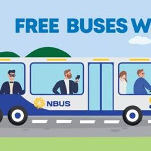 Nelson Free Bus Weekend - 21 and 22 September 2019