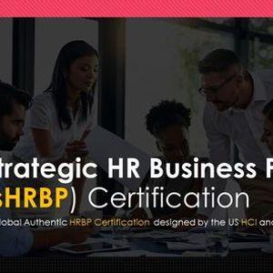 Strategic HR Business Partner sHRBP