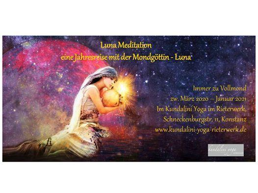 Luna - Yoga im Mondkreislauf