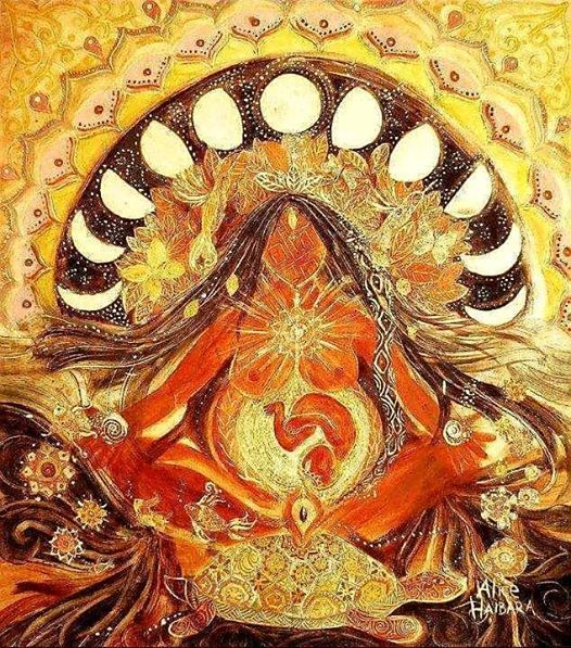 Rite Of The Womb Blessing