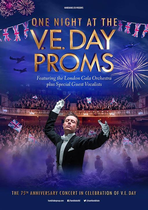 One Night at the V.E. Day Proms - London, 7 May | Event in London | AllEvents.in