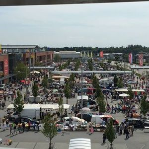 Flohmarkt beim CITTI-Park in Flensburg