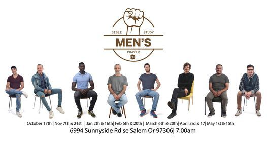 Men's Bible Study Group, 17 April | Event in Salem | AllEvents.in