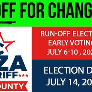 Elect Eric Garza for Sheriff of Cameron County