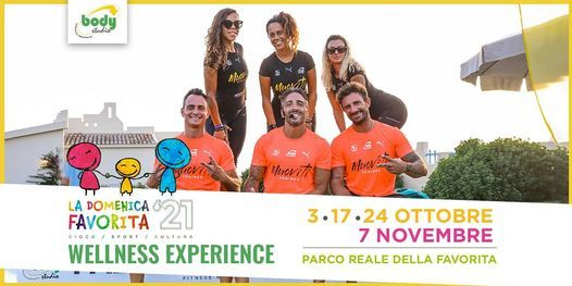 Palestre Body Studio Wellness Experience - 24 ottobre, 24 October | Event in Palermo | AllEvents.in