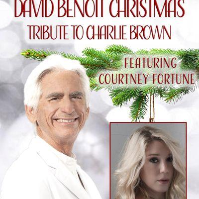 DAVID BENOIT CHRISTMAS TRIBUTE TO CHARLIE BROWN