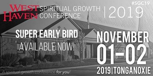 Spiritual Growth Conference 2019 at West Haven Baptist