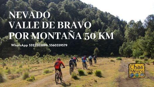 Nevado - Valle de Bravo 50km, Rodada MTB | Event in Mexico City | AllEvents.in