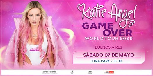 Katie Angel, 17 April   Event in Buenos Aires   AllEvents.in