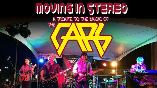 Cars Tribute by Moving In Stereo