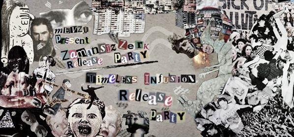 Zamansz Zerk Release Party