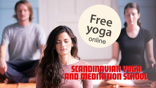 Online: Free Trials in Yoga and Meditation (ENG) | Event in Copenhagen | AllEvents.in