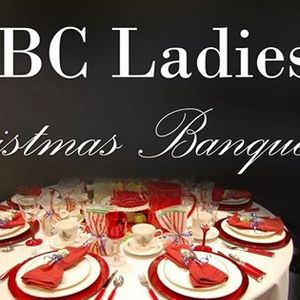 Ladies Christmas Banquet