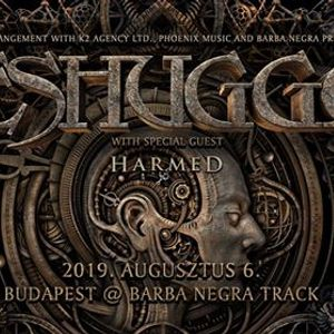 Meshuggah Special Guest Harmed  Barba Negra Track