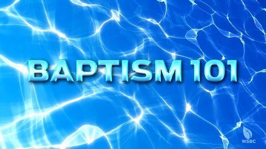Baptism Class, 15 August   Event in Bridgman   AllEvents.in