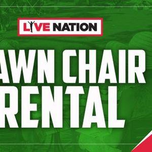 Darien Lake Amphitheater Lawn Chair Rental Matchbox Twenty