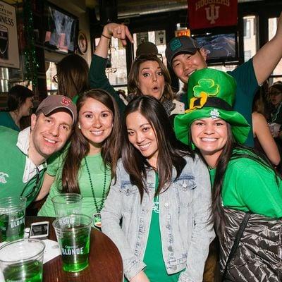 2021 Chicago St Patricks Day Bar Crawl