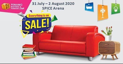 Penang Mattress & Furniture Fair 2020