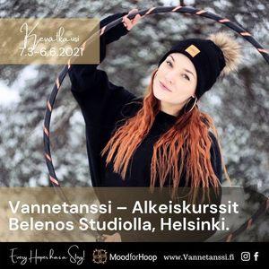 Vannetanssi alkeiskurssit Helsinki