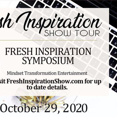 Fresh Inspiration Tour Symposium - 10292020