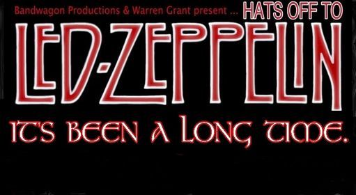 Hats Off To Led Zeppelin at The Stables