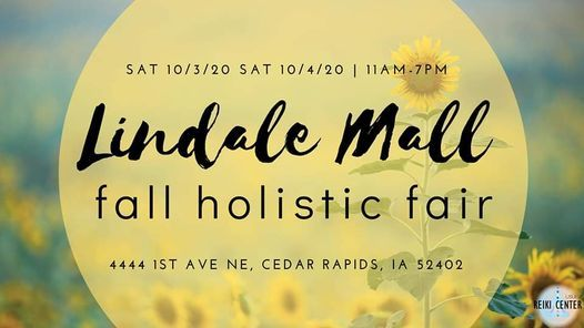 Lindale Mall Holistic Fair