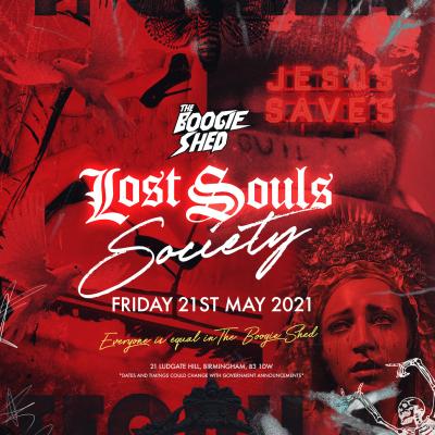 The Lost Souls Society - Friday