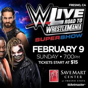 WWE Live Road to WrestleMania Supershow