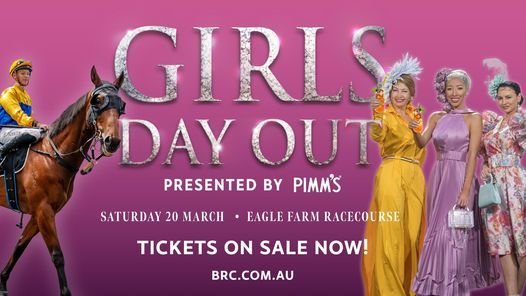 Girls Day Out presented by Pimm's, 20 March | Event in Ascot | AllEvents.in