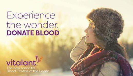 1400 B Blood Drive